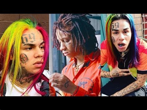 Download Tekashi 6ix9ine Says He Smashed Trippie Redd ...