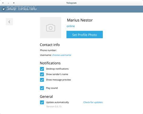 Download Telegram Desktop Linux 1.3.0