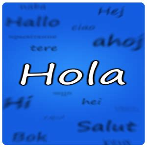 Download Traductor HOLA for PC