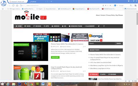Download UC Browser For PC (Windows XP, 7, 8) - Enjoy Fast ...