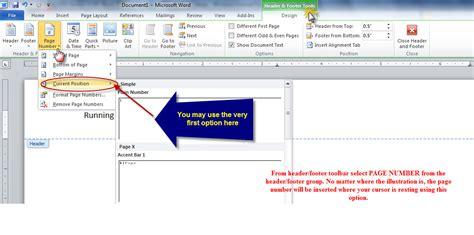 Download Word 2010 Apa Template free - backuplaser