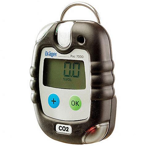 DRAEGER Detector,Dióxido de Carbono,Negra   Detectores de ...