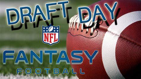 DRAFT DAY || NFL FANTASY FOOTBALL || Let's Draft [Deutsch ...