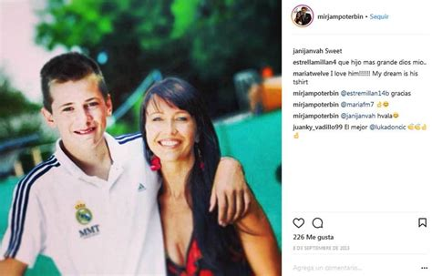 Draft NBA 2018: Mirjam poterbin con su hijo luka doncic ...