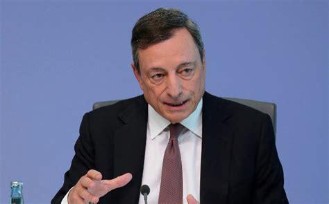 Draghi advierte de que el giro hacia el proteccionismo ...