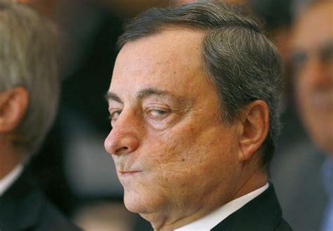 Draghi confirma que el BCE tomará en diciembre nuevas ...