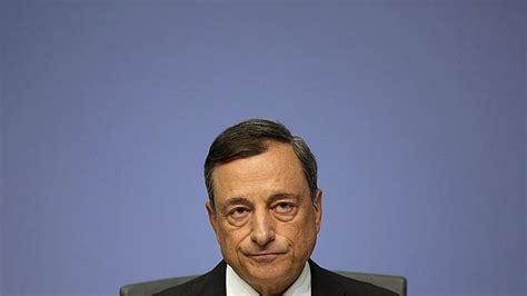 Draghi, entre retocar el objetivo de inflación o aprobar ...