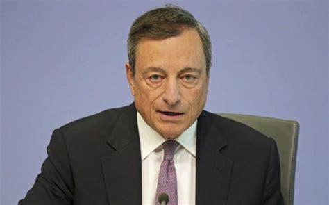 Draghi: hay que vigilar muy de cerca el