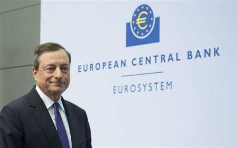 Draghi no ve razones para modificar las compras de deuda