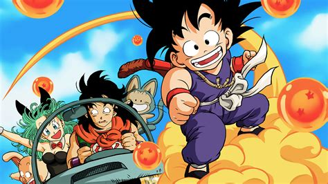 Dragon Ball Adventure Full HD Wallpaper and Background ...