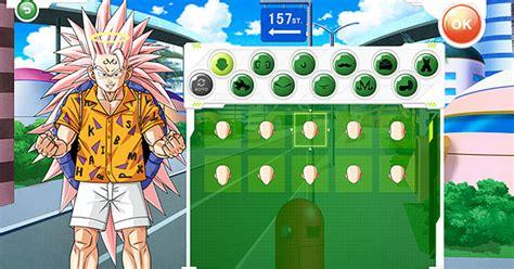 Dragon Ball   Crea tu propio Super Saiyan en la web Dragon ...