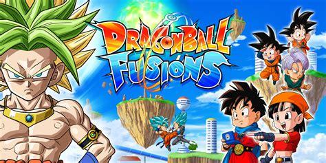 Dragon Ball Fusions   Nintendo 3DS   Juegos   Nintendo