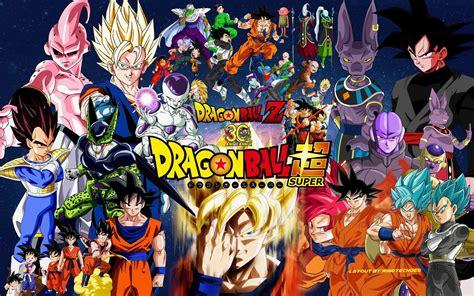 Dragon Ball Manga Series Wallpapers   Wallpaper Cave