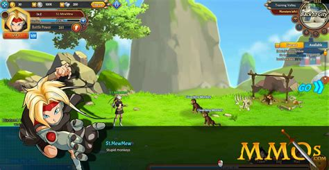 Dragon Ball Online Free Online Mmorpg And Mmo Games List ...
