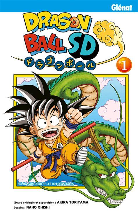 Dragon Ball SD   Manga série   Manga news