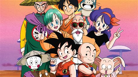 Dragon Ball: Series Info