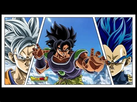 Dragon Ball Super Broly Movie: The Final Battle NEW STREAM ...