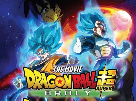 Dragon Ball Super Broly Movie Trailer - Dragon Ball Super ...