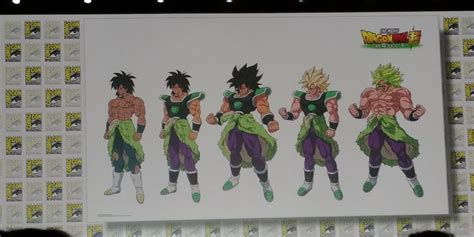 DRAGON BALL SUPER: BROLY Official Trailer Awakens The ...