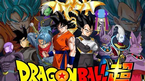Dragón Ball Super Capitulos Completos Hd Español Latino ...