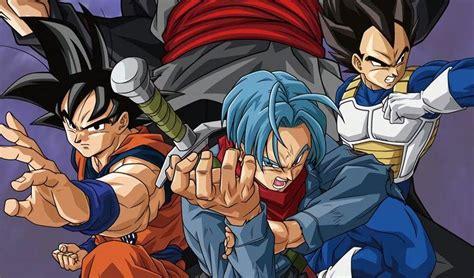 Dragon Ball Super   Confirmados 133 episodios por el ...