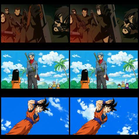 Dragon Ball Super   Las nuevas correcciones de los ...