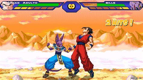 Dragon Ball Super Mugen   Download   DBZGames.org