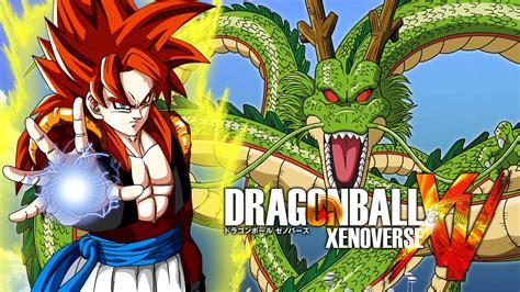 Dragon Ball Xenoverse   Gogeta Super Sayan 4, Sfere del ...