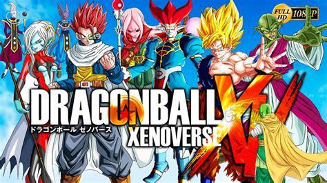 Dragon Ball Xenoverse   Pelicula Completa sub Español HD ...