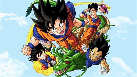 Dragon Ball Z 4k Ultra Fondo de pantalla HD   Fondo de ...