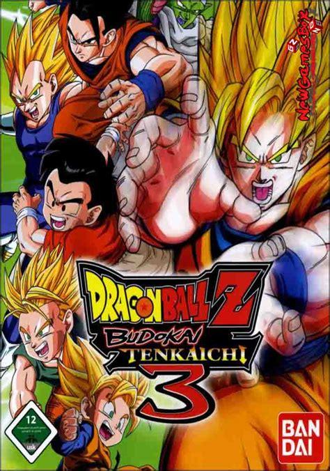 Dragon Ball Z Budokai Tenkaichi 3 Download Free Torrent