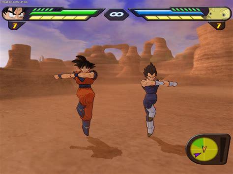Dragon Ball Z   Budokai Tenkaichi  USA  PS2 / Sony ...