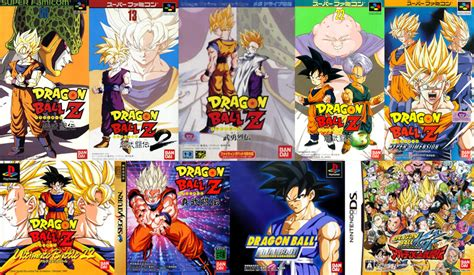 Dragon Ball Z: Butōden  series  | Dragon Ball Wiki ...