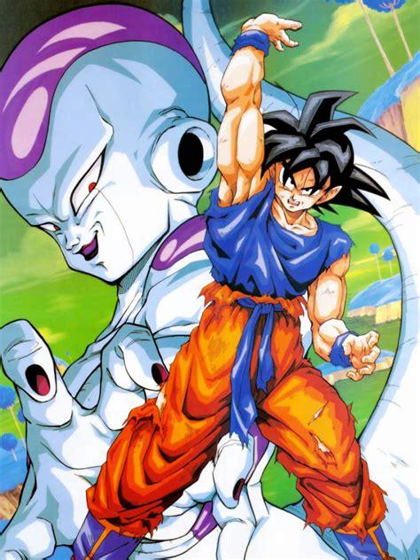 Dragon Ball Z Descarga Español Latino HD Saga de Freezer ...
