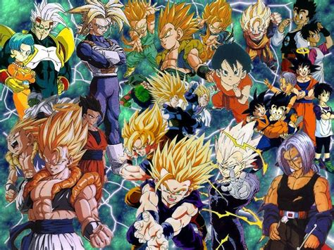 dragon ball z | Descargar anime Dragon Ball Z - Taringa ...