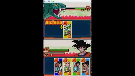Dragon Ball Z: Goku Densetsu  Nintendo DS    Castellano ...