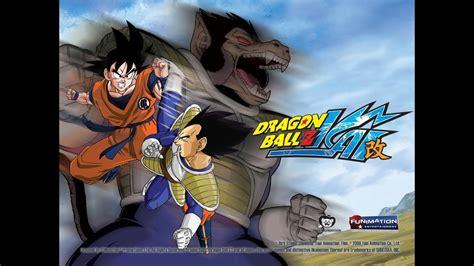 Dragon Ball Z Kai Opening Latino  HD    YouTube