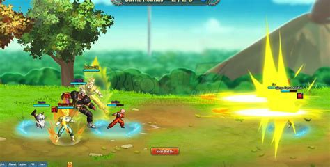 Dragon Ball Z Online | Free Online MMORPG and MMO Games ...