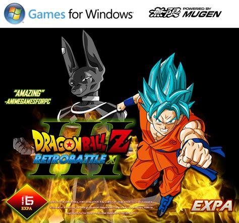 Dragon Ball Z : Retro Battle X 3 Windows, Mac game   Mod DB