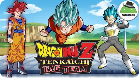 Dragon Ball Z: Tenkaichi Tag Team MOD Fukkatsu no f [Via ...