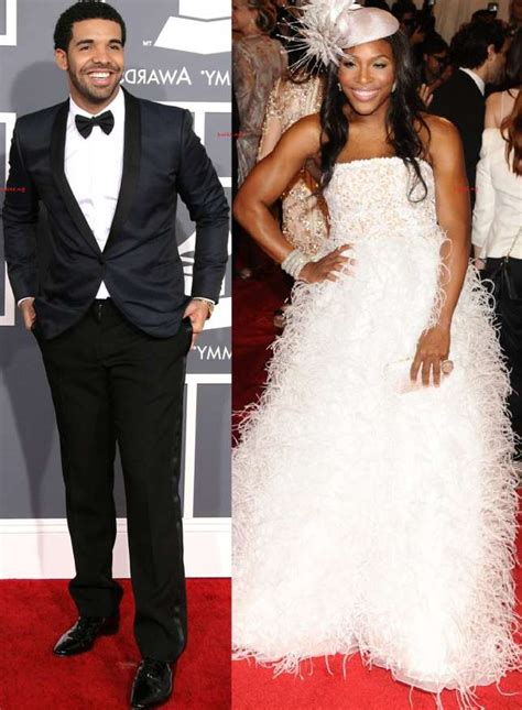 Drake Slam Rumour He s Engaged To Serena Williams ...