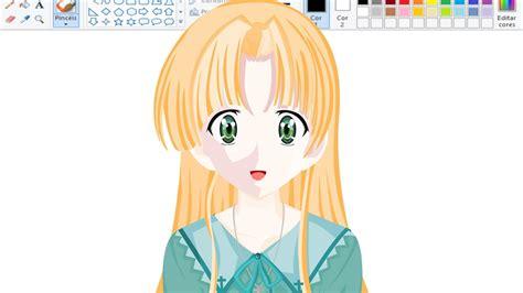 Draw in Paint - Asia Argento   High School DxD speedpaint ...