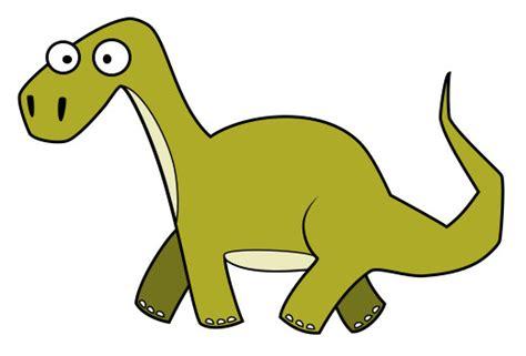 Drawing cartoon dinosaurs