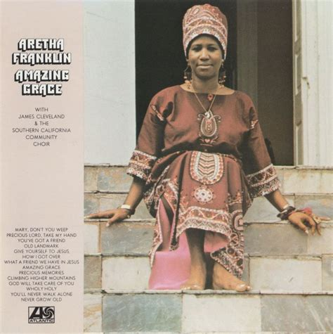 Dream Refuge: Aretha Franklin: Amazing Grace