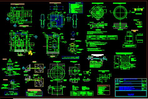 Drinking Water Network Extension DWG Block for AutoCAD ...