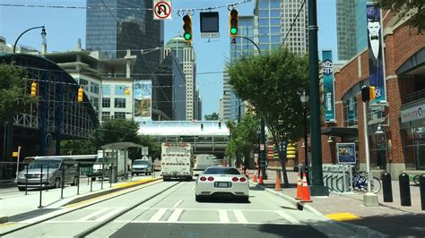 Driving Downtown   Charlotte   USA   YouTube