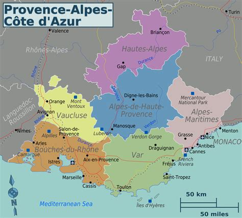 Driving holiday Provence - car hire Nice Airport and Nice ...