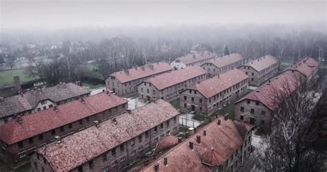 Drudge: Stunning Drone Video of Nazi Concentration Camp ...