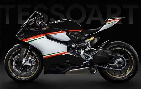 Ducati 1199 Superleggera Tricolore Nero