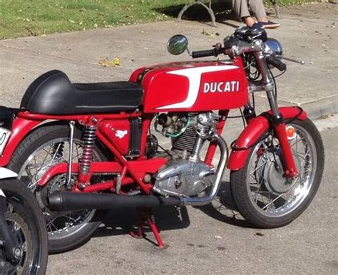 DUCATI 24 HORAS 250CC For Sale  1973  on Car And Classic ...